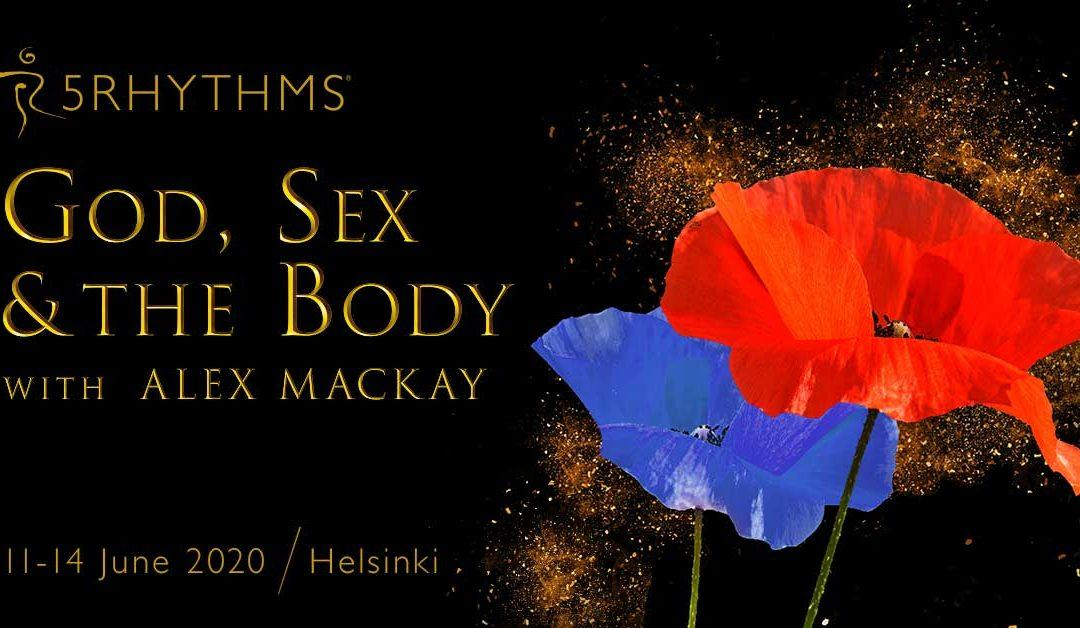 """God, Sex & the Body"" opettajana Alex Mackay"