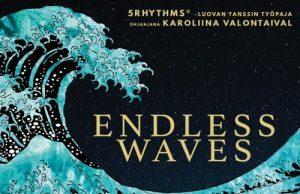 Endless Waves 5Rytmiä 5Rhythms luovan tanssin työpaja Karoliina Valontaival