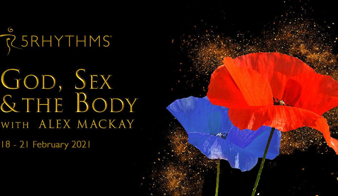 """God, Sex & the Body"" opettajana Alex Mackay (2021)"