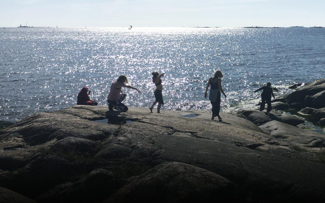 Endless Waves 2021: retriitti Suomenlinnassa