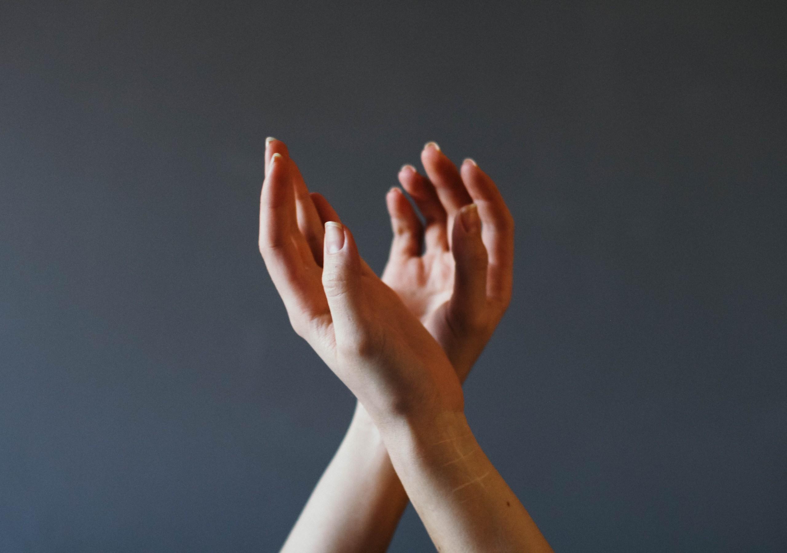 kädet kehollisuus tanssi